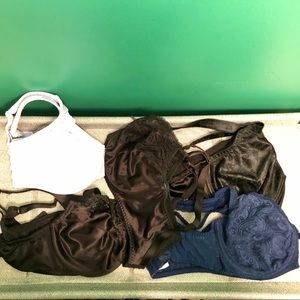 36D bra's , 5, Vanity Fair, Valentino, and Wacoal